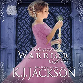 To Capture a Warrior audiobook cover art