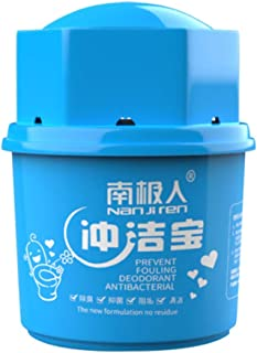 XJPH Automatic Toilet Cleaner Magic Flush Bottled Helper Blue Bubble Amazing Products For Bathroom Home Improvement #X (Sc...