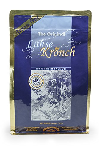 "Henne Pet Food - Lakse Kronch ""Das Original"" 600 gr."