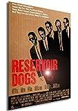 Instabuy Poster Reservoir Dogs - Wilde Hunde Vintage
