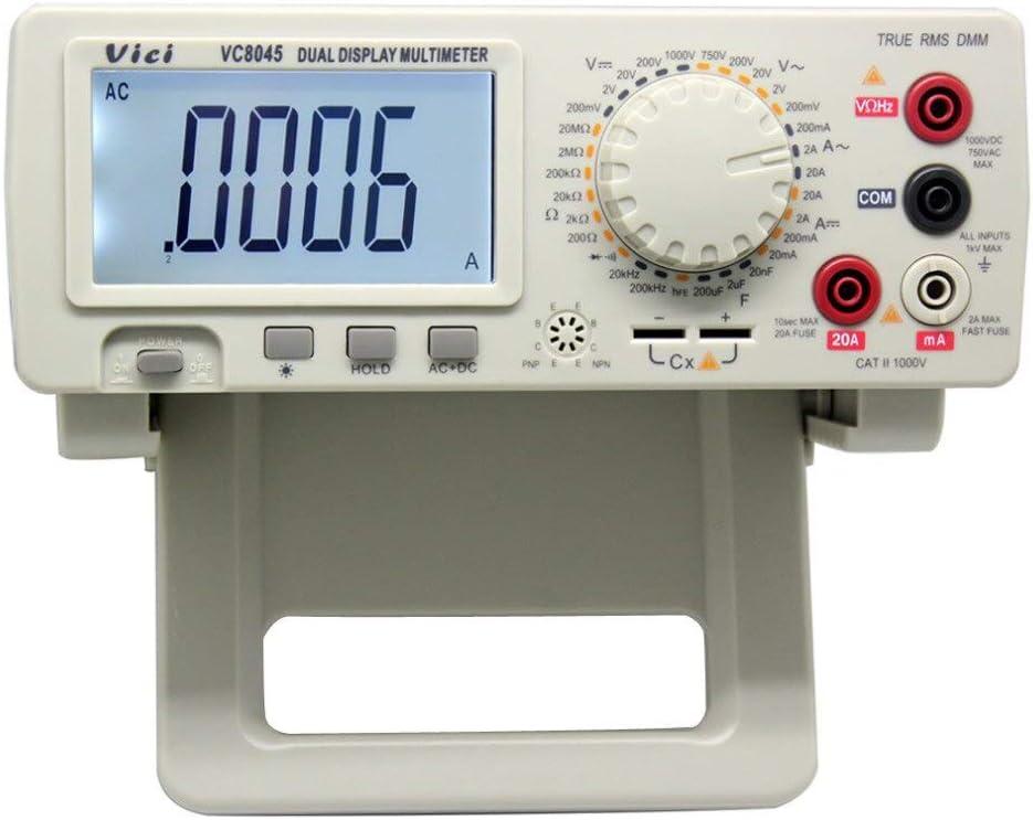 4 1 Nippon regular agency 2 Digit 5% OFF LCD Display True w Bench Multimeter Digital RMS Type