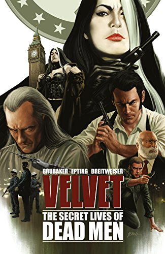 Velvet - Band 2: The Secret Lives of Dead Men (German Edition)