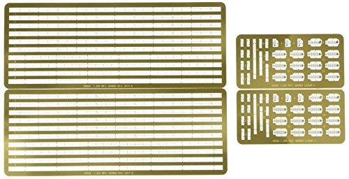 Trumpeter Pasamanos y escaleras de 1/350 modelo de barco (1: 350)