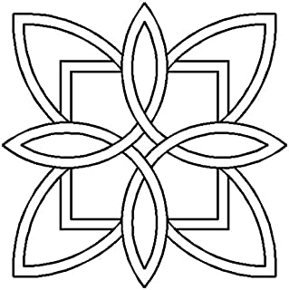 celtic quilting stencils