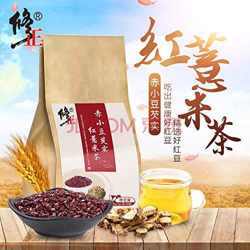 Eoastal 修正红豆薏米芡实茶150g 赤小豆薏仁茶养生茶叶花茶组合