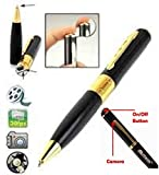 SR Global Spy Hd Pen Camera with Voice-Video Recorder and Dvr-Hidden-Camcorder (Multi-Color) Model