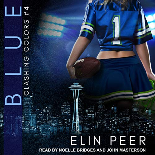 Blue     Clashing Colors Series, Book 4              By:                                                                                                                                 Elin Peer                               Narrated by:                                                                                                                                 Noelle Bridges,                                                                                        John Masterson                      Length: 7 hrs and 51 mins     1 rating     Overall 5.0