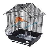 Pet Ting Grande Cage à Oiseaux Foxglove - pour Pinson, Perruche et d'autres Oiseaux de Taille similaire