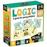 Headu–Spiel Puzzle, it20751, Mehrfarbig -
