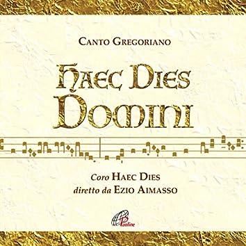 Haec Dies Domini (Canto Gregoriano)
