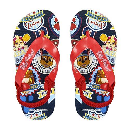 Cerdá 2300003767, Zapatos de Playa y Piscina Niña, Rojo (Rojo C06), 31 EU