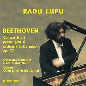 Concert nr3 pentru pian si orchestra in Do minor op 37