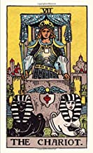 """The Chariot: Tarot Sketchbook 