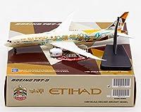 JC WINGS 1:400 Ethihad B787-9 A6-BLI XX4212 Diecast Aircarft Model