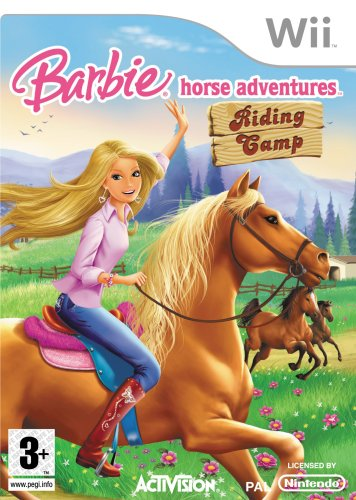 Barbie Horse Adventures: Riding Camp [UK Import]