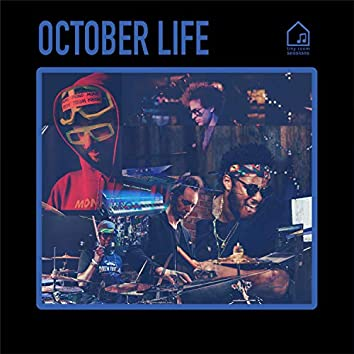 October Life (Tiny Room Sessions)