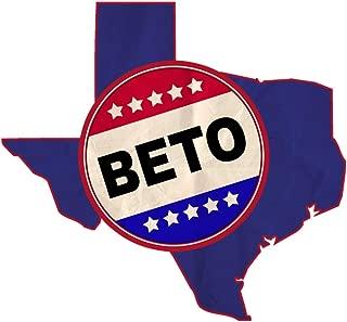 Beto for President Sticker | Vote Beto O'Rourke for The 2020 Elections Bumper Sticker