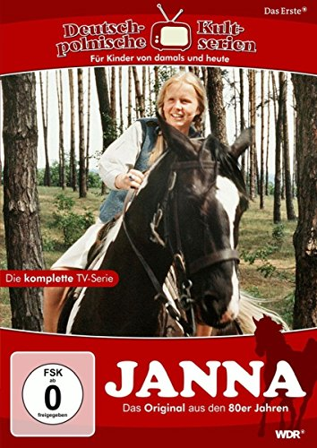 Janna [2 DVDs]