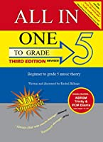 All in One to Grade 5 Music Theory 3rd Ed (All-In-One Series)