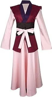 LVCOS Yona of The Dawn Akatsuki no Yona Cosplay Costume Halloween