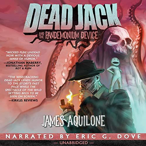 Dead Jack and the Pandemonium Device Titelbild