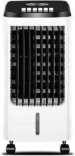 Verdunstungskühler Vit luftkylare fläkt med EIS och fjärrkontroll, bärbar mobil miniluftkonditionering 3 vindhastighet, pr...