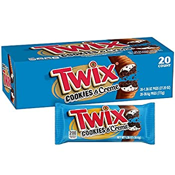 Best twix cookies and cream Reviews