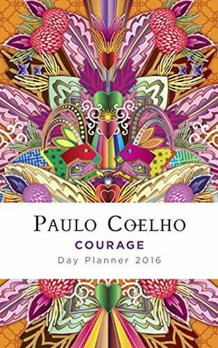 Courage Day Planner 2016