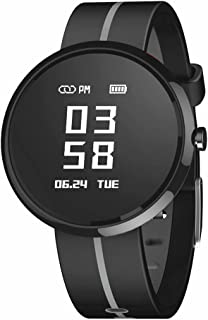 DSMART H2 Smartwatch Sports Smart Watch Fitness Activity Tracker with Procise and Accurate Heart Rate Blood Pressure Sleep Monitor Bluetooth Health Watch Compatible for Android & iOS Phones