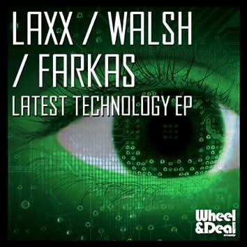 Latest Technology EP