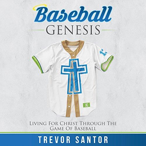 Baseball Genesis audiobook cover art