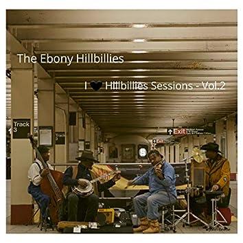 I Love Hillbillies Sessions, Vol. 2