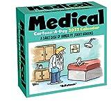 Medical Cartoon-A-Day 2022 Calendar: A Daily Dose of Humor