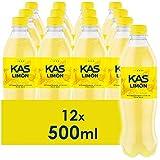 KAS Limón Refresco con Sabor - Botella - 12 x 500 ml