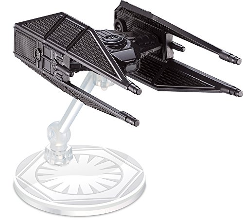 Hot Wheels Star Wars The Last Jedi Kylo Ren's Tie Silencer