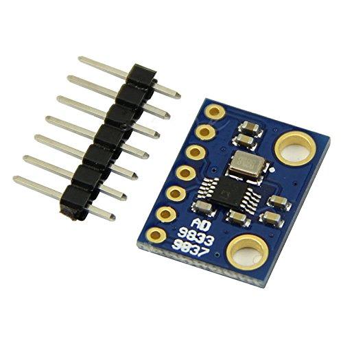 Moligh doll AD9833 Programmierbare Mikroprozessoren Sinus-Rechtecksignalgenerator-Modul