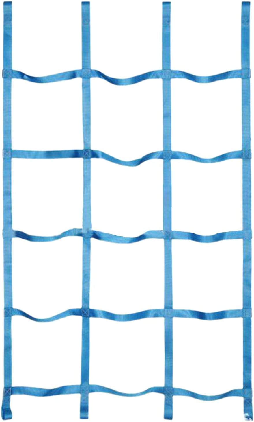 Climbing Recommendation Cargo Net for Kids Rope Polyester Ladder Columbus Mall Outdoor