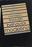 Developing Managers Through Behavior Modeling
