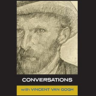 Conversations with Van Gogh audiobook cover art