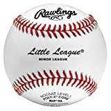 RAWLINGS Little League Training Basebälle, RIF5L, weiß