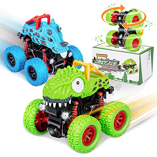 GIFT4KIDS Rubber Pull Back Cars for Kids,Toys for 2 3 5 Year Old Boys...