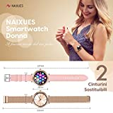 Zoom IMG-1 naixues smartwatch donna orologio fitness