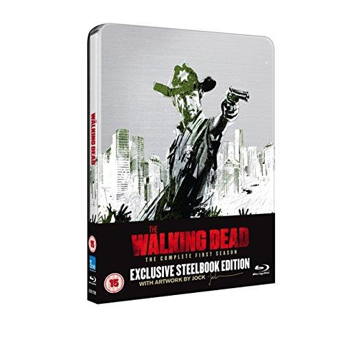 The Walking Dead - Season 1 (Uncut) (Steelbook) [Blu-ray]