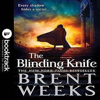 The Blinding Knife cover art