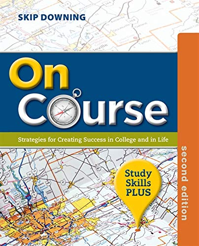 On Course: Strategies for Creating Success in College and in Life, Study Skills Plus