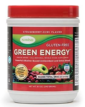 nurish green energy