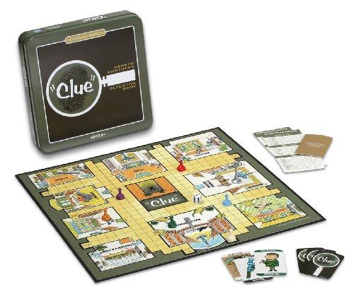 Winning Solutions Clue Nostalgia Tin