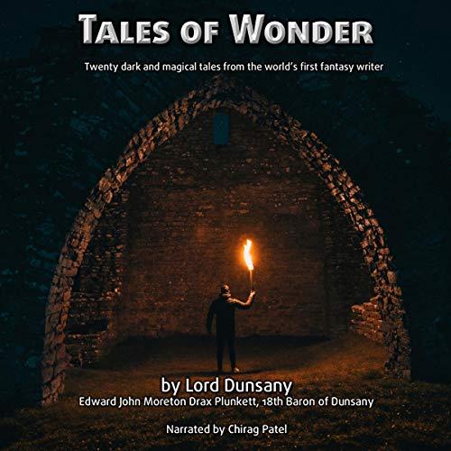 Tales of Wonder audiobook cover art