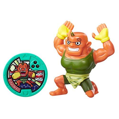 Yokai - Figura con Medalla yo-Motion sgto. Jayán (Hasbro C0465ES8)