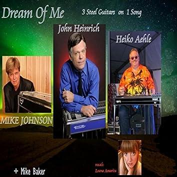 Dream of Me (feat. John Heinrich, Mike Johnson & Mike Baker)